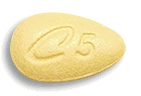 Cialis film-coated tab 5 mg